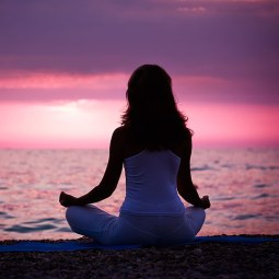 meditatingwoman