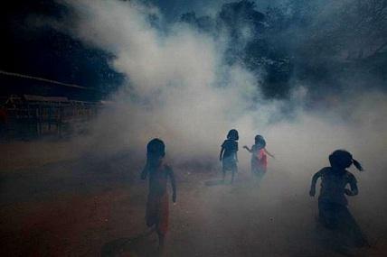Air pollution'